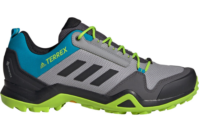 adidas TERREX AX3 GTX Sko Herrer, light granite
